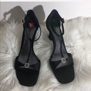 Black Dressy High Heels